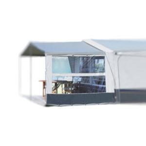 Panel boczny do zadaszenia przeciwsłonecznego